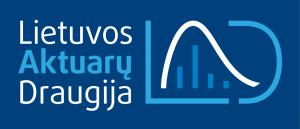 LAD logo horizontalus mėlynas