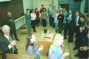 Tęsinys: aktuarų mokymai. Kartu su Baltijos šalių kolegomis